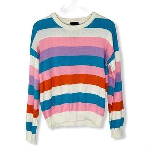 Lumiére multi-colored Sweater